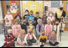 Last week, a view into the Northwood-Kensett kindergarten classrooms may have been a confusing sight. Instead of the normal children with ages in the single digits, the occupants of the classroom seemed to be in their triple digits instead. The aged appearances came as the kindergartners celebrated 100 days of school on January 27 by dressing as if they were 100 years old.